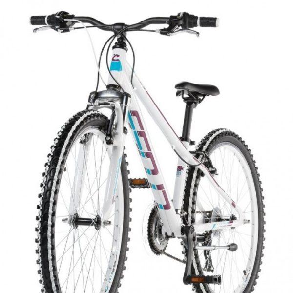"Велосипед Cross Speedster 26""x320 - бял"