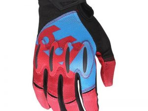 661 EVO II GLOVE blue red
