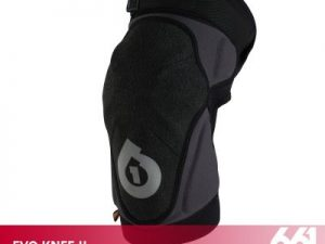 661 EVO KNEE II black