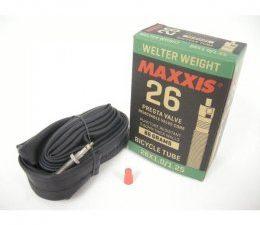 ВЪТРЕШНА ГУМА 26 MAXXIS WEIGHT X1.5/1.75 PV 48