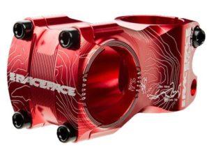 31,8x50mm RACE FACE Atlas Red Stem / Къса Алуминиева Лапа