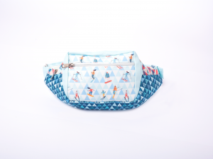 "ELA Fanny Pack ""Snow-Addict"""