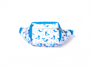 "ELA Fanny Pack ""Dachshund The Mermaid"""