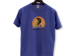 """Мъжка тениска """"Bear Things"""" – 100% памук, синя"""