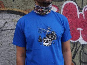Мъжка тениска 'Лифт'