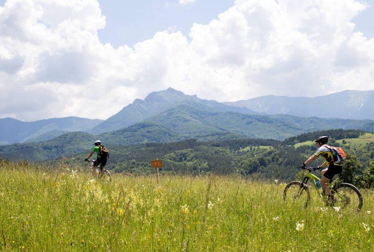 Велосъстезание Байканджии 2021