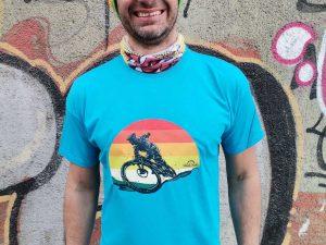 Мъжка тениска 'DH Addiction'