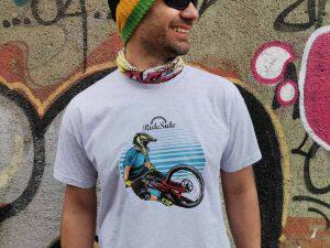 Мъжка тениска 'MTB'