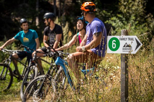 Borovets Mountain Bike Park открива на 12 юни